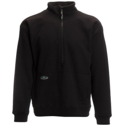 Arborwear Double Thick 1/2-Zip Sweatshirt - Men's