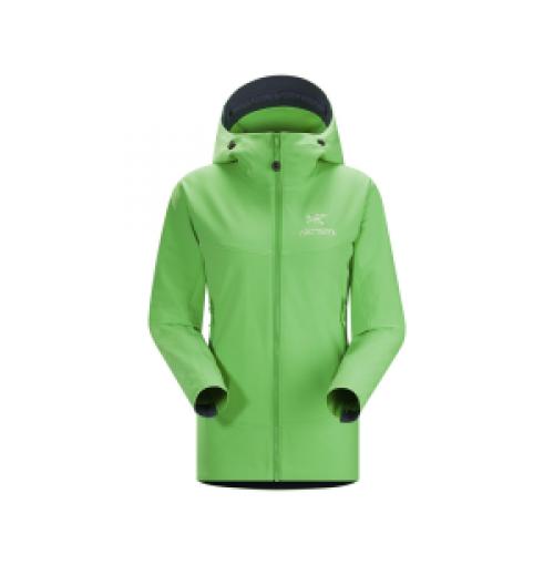 Arc'teryx Gamma LT Hooded Softshell Jacket - Women's