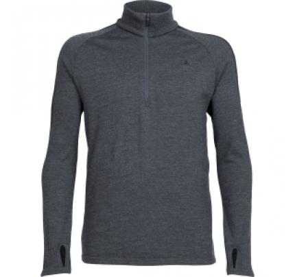 Icebreaker Coronet Zip-Neck Sweater - Men's