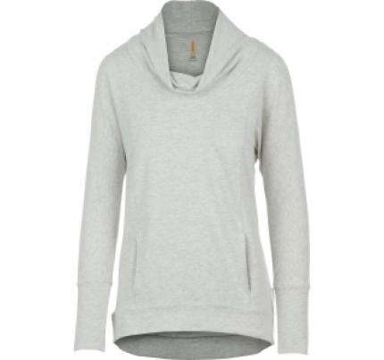 shirt under sweater woman
