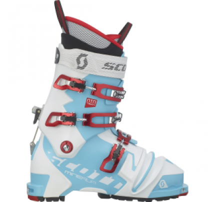 T4 Backcountry Ski Boots