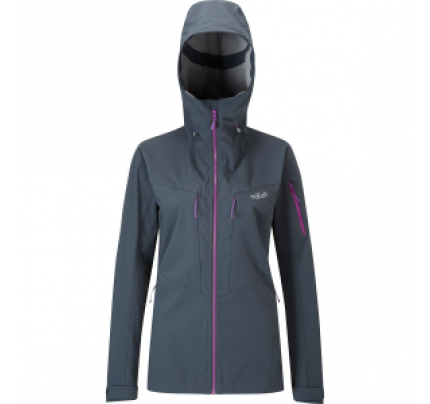 Rab Upslope Hooded Softshell Jacket - Women's