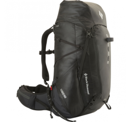 Black Diamond Element 60 Backpack - 3661-3783cu in