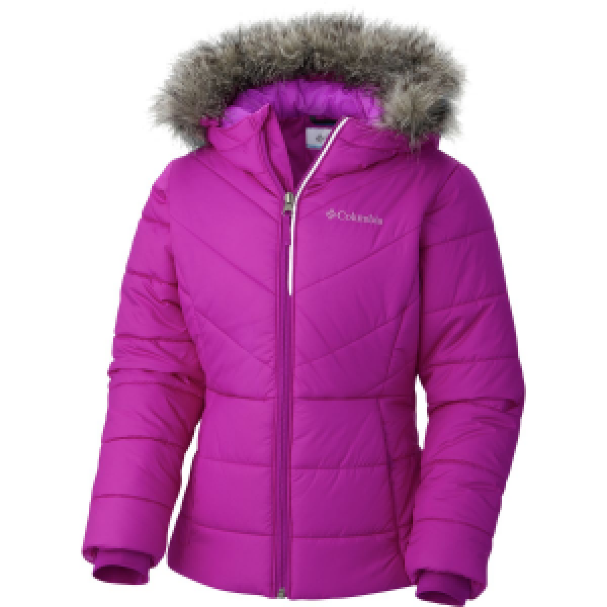 12b47cbdad12 Columbia Katelyn Crest Insulated Jacket - Girls