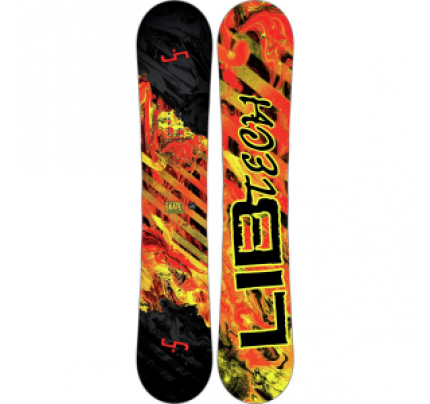 Lib Technologies Skate Banana Original BTX Snowboard