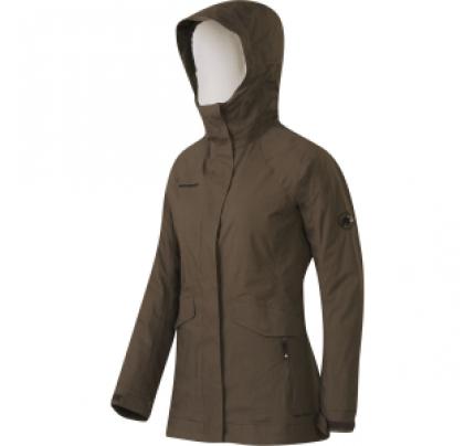 Mammut Trovat Advanced SO Hooded Jacket - Women's