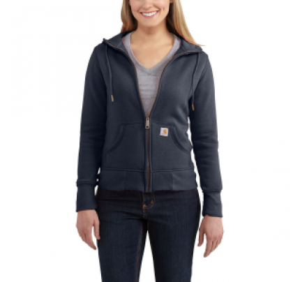 Carhartt Sandpoint Full-Zip Hooded Sweatshirt - Women's