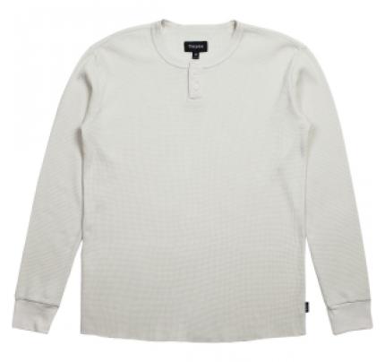 Brixton Redford Henley Knit Shirt - Men's