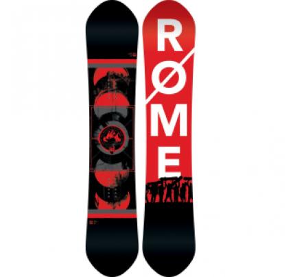 Rome Mod x Stale Snowboard